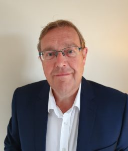 David Lewis, SRS managing director for Europe